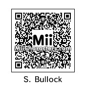 QR Code for Sandra Bullock by celery