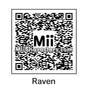 QR Code for Raven by masonmiicarr