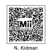 QR Code for Nicole Kidman by celery