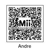 QR Code for Andre Grandier by Nichoas
