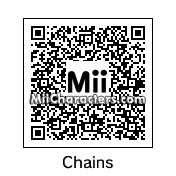 QR Code for Chains by MrFii