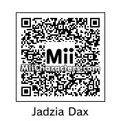 QR Code for Jadzia Dax by daniandan