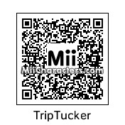 "QR Code for Charles ""Trip"" Tucker III by daniandan"