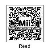QR Code for Malcolm Reed by daniandan