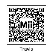 QR Code for Travis Mayweather by daniandan