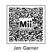 QR Code for Jennifer Garner by celery