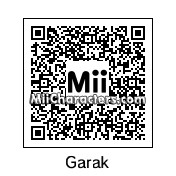 QR Code for Garak by daniandan