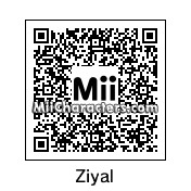 QR Code for Tora Ziyal by daniandan