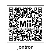 QR Code for Jontron by zimie