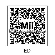 QR Code for Ed by Nichoas