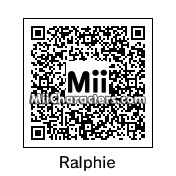 QR Code for Ralphie Parker by Andy Anonymous