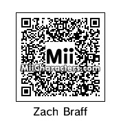 QR Code for Zach Braff by Cjv95