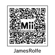 QR Code for James Rolfe by Cjv95