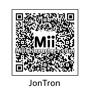 QR Code for Jon Jafari by Cjv95