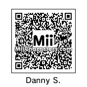 QR Code for Danny Avidan by Cjv95