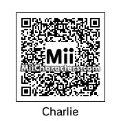 QR Code for Charlie Kelly by Popgous