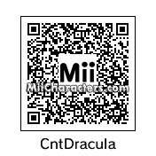 QR Code for Count Dracula by D. Maria