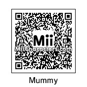 QR Code for Mummy by D. Maria