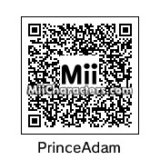 QR Code for Prince Adam by RosaFlora774