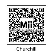 QR Code for Winston Churchill by Alien803