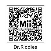 QR Code for Dr. Riddles by Majora999