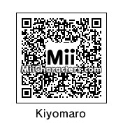 QR Code for Kiyo Takamine by Majora999