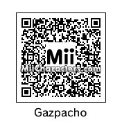 QR Code for Gazpacho by Toon and Anime