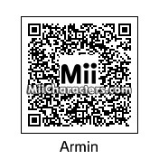 QR Code for Armin Arlert by Majora999