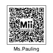 QR Code for Miss Pauling by Monketron