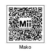 QR Code for Mako Mankanshoku by littlerain