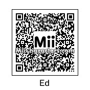 QR Code for Ed Jones by FoxMan