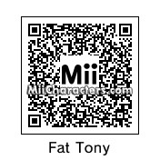 QR Code for Fat Tony by Pete