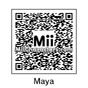 QR Code for Maya Torres by FoxMan