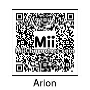 QR Code for Shinya Arion by J1N2G