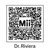 QR Code for Dr. Nick Riviera by Pete