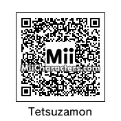 QR Code for Tetsuzaemon Iba by stinaj68