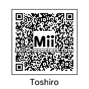 QR Code for Toshiro Hitsugaya by stinaj68