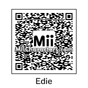 QR Code for Edie Britt by Chopsuey