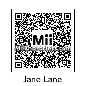QR Code for Jane Lane by shelboo