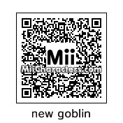 QR Code for The New Goblin by quibie