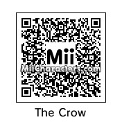 QR Code for The Crow by Bradwii