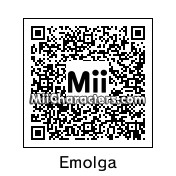 QR Code for Emolga by SarahTheMii