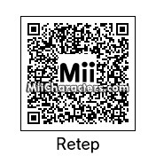 QR Code for Retep by Ultra