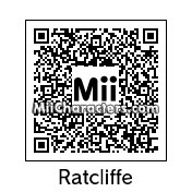 QR Code for Governor John Ratcliffe by Ultra