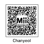 QR Code for Chanyeol by Slurpuff