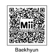 QR Code for Baekhyun by Slurpuff