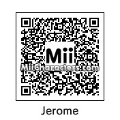 QR Code for Jerome by Matt51