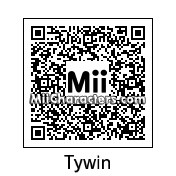 QR Code for Tywin Lannister by Andy Anonymous