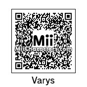 QR Code for Varys by Andy Anonymous