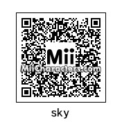 QR Code for Sky by ester